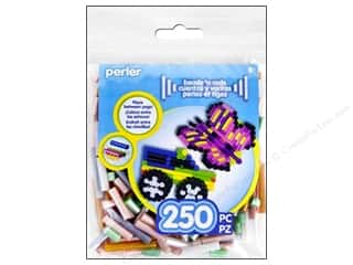 Perler Fused Bead N Rod Mix 250pc Pearl Pastel