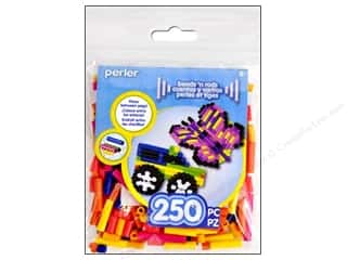 Perler Fused Bead N Rod Mix 250pc Tropical