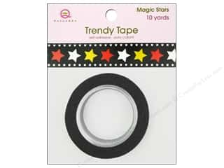 Queen & Company Glue and Adhesives: Queen&Co Trendy Tape 10yd Magic Stars