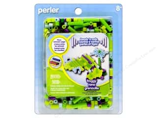 Kids Crafts Perler Bead Kits: Perler Fused Bead Kit Froggy