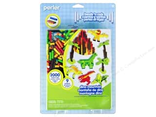 Perler Fused Bead Kit Dino Mountain