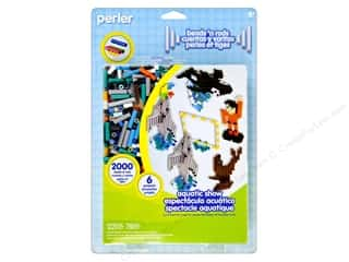 Perler Beach & Nautical: Perler Fused Bead Kit Aquatic Show