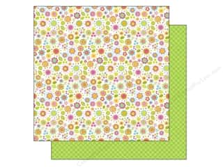 Mother Nature's Doodlebug Paper 12 x 12 in: Doodlebug Paper 12 x 12 in. Springtime Spring Garden (25 pieces)