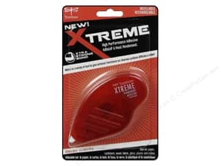 Tapes Glues, Adhesives & Tapes: Tombow Adhesive Xtreme Tape Runner Permanent 39'