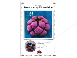 Yesterday's Charm Home Decor Patterns: La Todera Razzleberry Pincushion Pattern