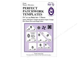 piecer $5 - $7: Marti Michell Template Set Q New Basic 2.5""