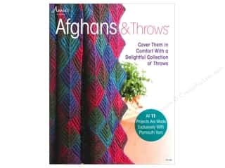 Yarn, Knitting, Crochet & Plastic Canvas Annie's Attic: Annie's Afghans & Throws Book
