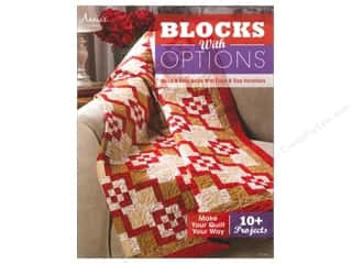 Annies Attic: Annie's Blocks With Options Book