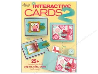 Annies Attic Paper Craft Books: Annie's Interactive Cards 2 Book