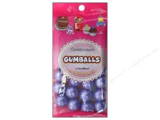 SweetWorks Celebration Gumballs 8 oz. Shimmer Lavender