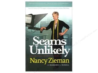 Books Journal & Gift Books: Nancy Zieman Seams Unlikely Book