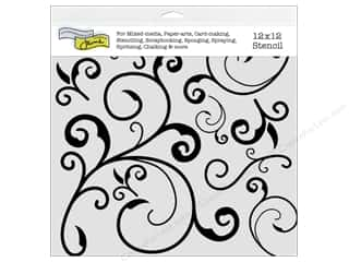 Sponges inches: The Crafter's Workshop Template 12 x 12 in. Capricious