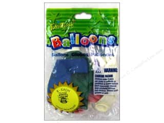 "Party Favors PNL Balloons: Pioneer National Latex Balloons Funsational Occasion 12"" 8pc Happy Birthday"