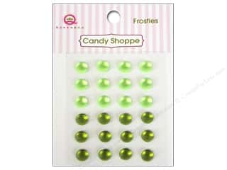 Queen&Co Sticker Candy Frosties Green
