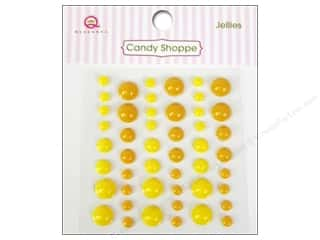 Queen & Company mm: Queen&Co Sticker Candy Shoppe Jellies Yellow