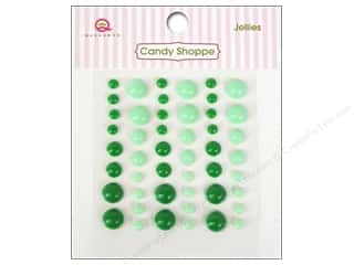 Dimensions $6 - $8: Queen&Co Sticker Candy Shoppe Jellies Green