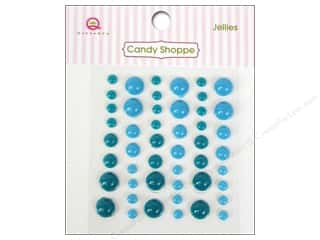 Queen & Company mm: Queen&Co Sticker Candy Shoppe Jellies Teal