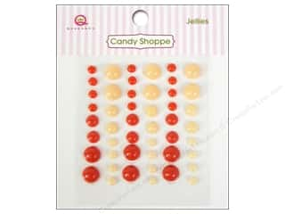 Dimensions $6 - $8: Queen&Co Sticker Candy Shoppe Jellies Orange