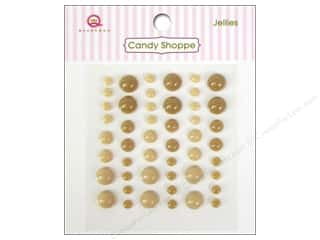 Queen & Company mm: Queen&Co Sticker Candy Shoppe Jellies Tan