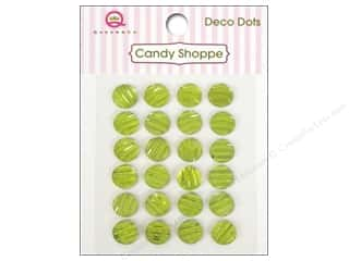 Queen&Co Sticker Candy Deco Dots Yellow