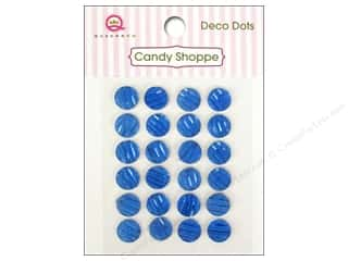 Queen&Co Sticker Candy Deco Dots Blue