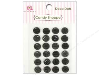 Queen&Co Sticker Candy Deco Dots Black