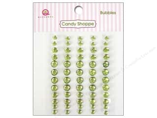 Queen & Company mm: Queen&Co Sticker Candy Shoppe Bubbles Yellow