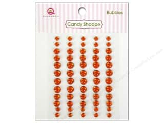 Queen & Company mm: Queen&Co Sticker Candy Shoppe Bubbles Orange