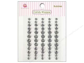 Rhinestones paper dimensions: Queen&Co Sticker Candy Shoppe Bubbles Grey