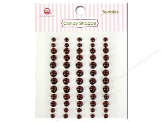 Queen & Company mm: Queen&Co Sticker Candy Shoppe Bubbles Brown