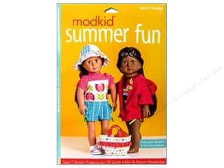 MODKID Summer Fun Book