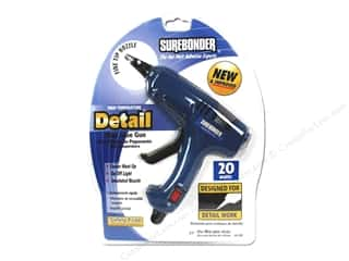 Surebonder Surebonder Tape Dispensers: Surebonder Glue Gun Mini High Temp Detail 20 watt