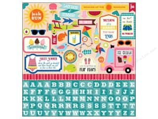 Borders Summer: Queen&Co Sticker Summer Splash