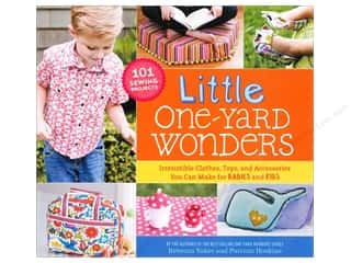 101 Little One-Yard Wonders Book