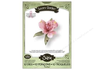 Sizzix Thinlits Die Set 10PK Flower Alstroemeria