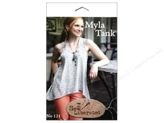 Sew Liberated Wearables Patterns: Sew Liberated Myla Tank Pattern
