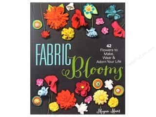 Fabric Blooms Book
