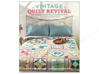 Vintage Quilt Revival Book