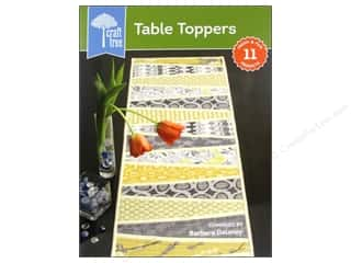 Craft Tree Table Toppers Book