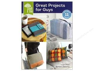 Interweave Press Sewing Construction: Interweave Press Craft Tree Great Projects For Guys Book