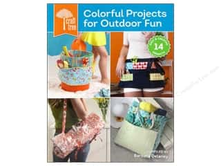Interweave Press $14 - $22: Interweave Press Craft Tree Colorful Projects For Outdoor Fun Book