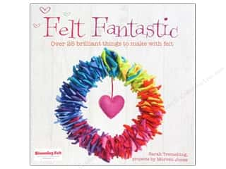 Wool Felt & Felting Patterns: David & Charles Felt Fantastic Book