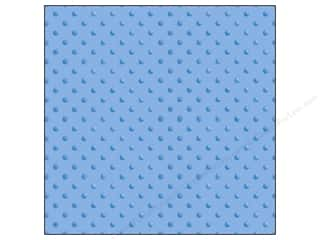 Doodlebug inches: Doodlebug Paper 12 x 12 in. Vellum Sprinkles Blue Jean (25 pieces)
