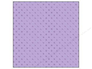 Doodlebug Paper 12 x 12 in. Vellum Lilac (25 piece)