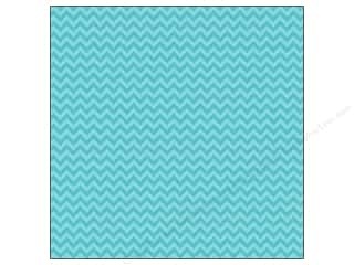Doodlebug Paper 12 x 12 in. Chevron Swimming Pool (25 piece)