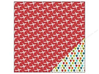 Pets Imaginisce Paper 12x12: Imaginisce Paper 12x12 Perfect Vacation Fly Away (25 pieces)