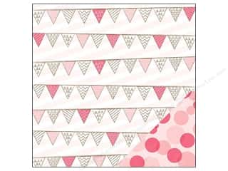 Imaginisce Paper 12x12 My Baby Girl Banners (25 piece)