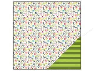 Imaginisce Paper 12x12 Welcome Spring DaintyFloral (25 piece)