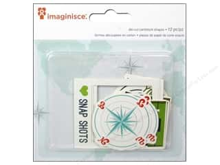 Snapware Snap 'N Stack: Imaginisce Die Cut Perfect Vacation Oh Snap
