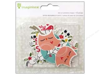 Imaginisce Die Cut Welcome Spring Sunshine